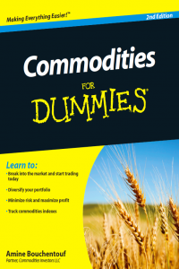 Commodities for Dummies 2nd Edition