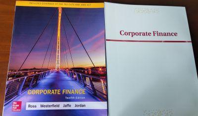 Corporate Finance 12th Edition
