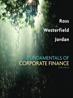 Fundamentals of Corporate Finance ninth edition