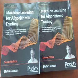 Hoa Xanh Luôn Cập Nhật Những Quyển Sách Mới Nhất về Machine Learning Trading Quantitative Trading và HFT
