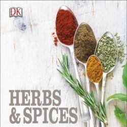 Sách DK Herbs and Spices The Cook's Reference Bách Khoa Toàn Thư Về Dược Liệu Cay