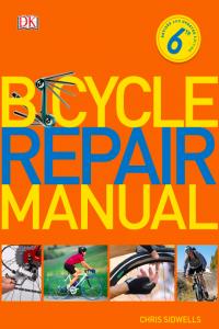 Bicycle Repair Manual 6th