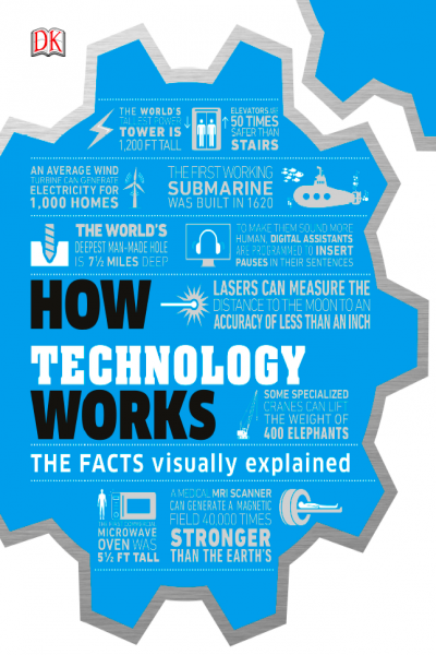 How Technology Works The Facts Visually Explained