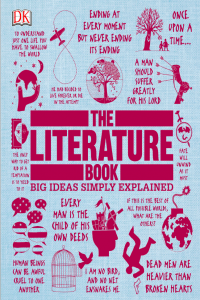 The Literature Book Big ideas Simply Explained
