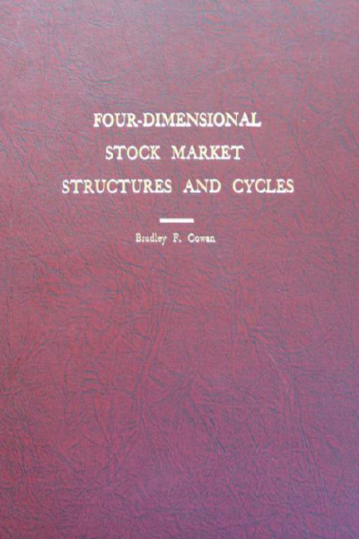 Four Dimensional Stock Market Structures and Cycles