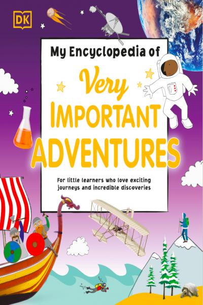 My Encyclopedia of Very Important Adventures