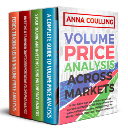 Bộ Sách 4 Cuốn Volume Price Analysis Across the Markets Của Anna Coulling