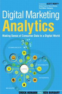 Digital Marketing Analytics making Sense of Consumer Data in a digital world
