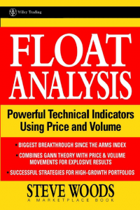 Float Analysis Powerful Technical Indicators Using Price and Volume