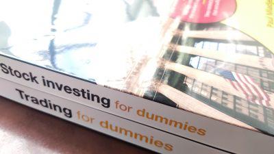 Bộ Sách 2 Cuốn Stock Investing for dummies 6th và Trading for dummies 4th