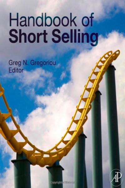 Handbook of Short Selling Greg N. Gregoriou