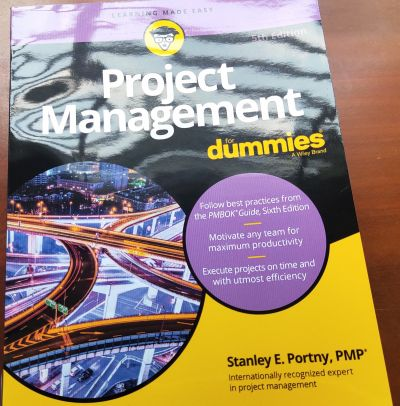 Project Management for Dummies by Dummies 5th