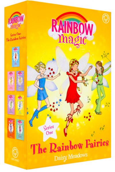 Bộ Sách 7 Cuốn Rainbow Magic Series One - The Rainbow Fairies