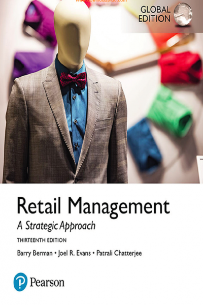Retail Management a Strategic Approach 13th Edition