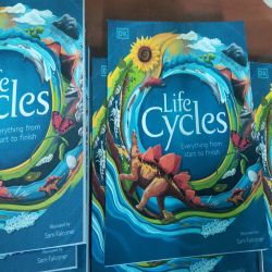 Các Sách DK Mới 2021 Life Cycles