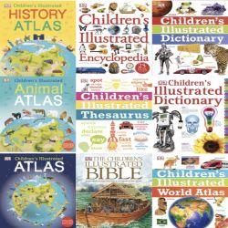 Tuyển Tập Bộ Sách Children's Illustrated của DK Publishing