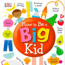 Bộ Sách Hình Ảnh Dành Cho Trẻ Sắp Đến Trường Của DK Publishing