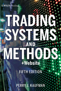 Trading Systems and Methods 5th